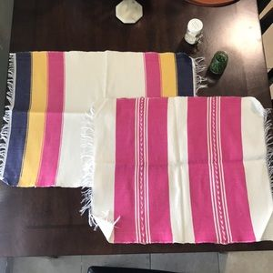 Other - Mexican woven napkins